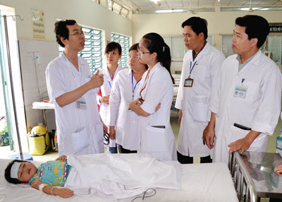 3-month short-term training class health care workers